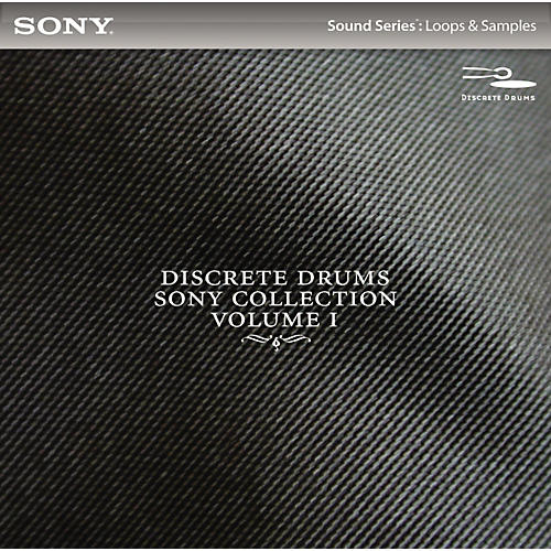 Sony ACID Loops - Discrete Drums: Volume 1