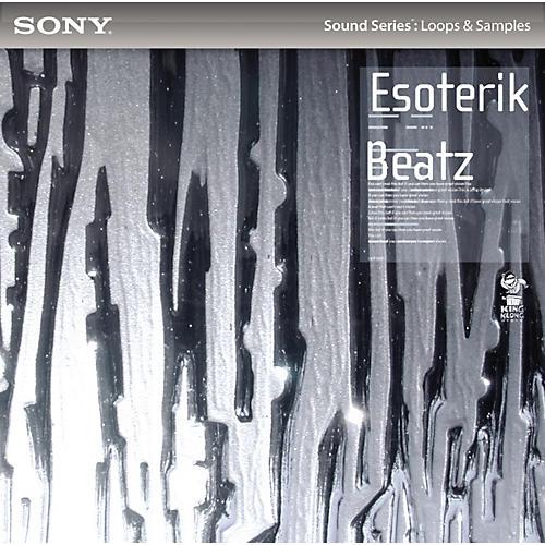 Sony ACID Loops - Esoterik Beatz