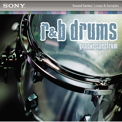 Sony ACID Loops - Groove Spectrum R'n'B Drums-thumbnail