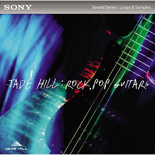 Sony ACID Loops - Jade Hill: Rock/Pop Guitars