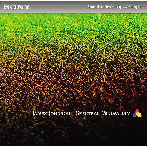 Sony ACID Loops - James Johnson: Spektral Minimalism-thumbnail