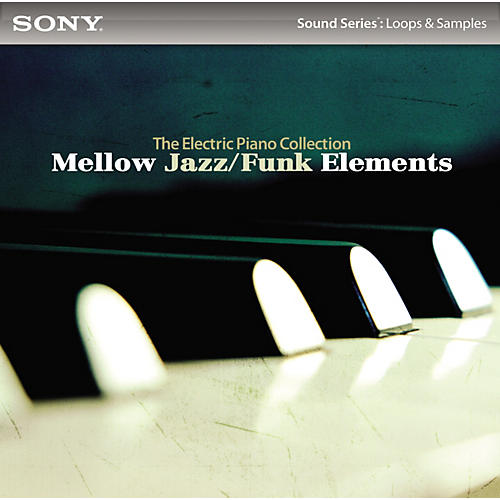 Sony ACID Loops - Mellow Jazz/Funk Elements