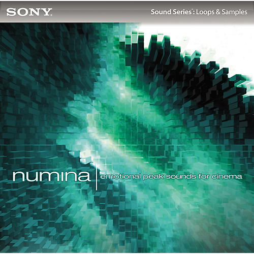 Sony ACID Loops - Numina I: Emotional Peak Sounds for Cinema-thumbnail