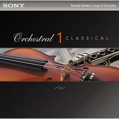 Sony ACID Loops - Orchestral 1: Classical-thumbnail