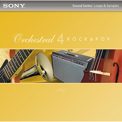 Sony ACID Loops - Orchestral 4: Rock and Pop-thumbnail