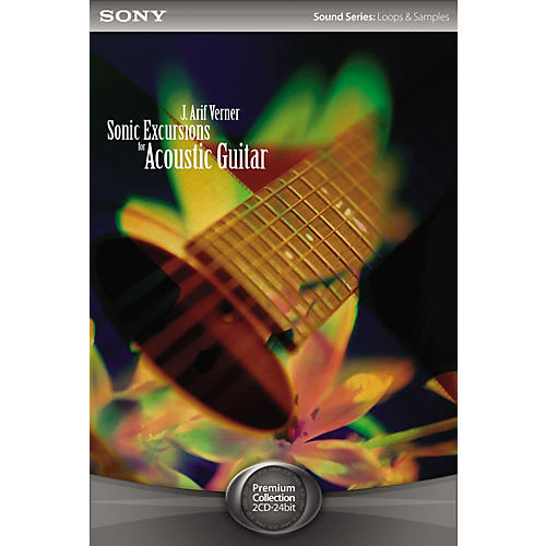 Sony ACID Loops - Sonic Excursions for Acoustic Guitar