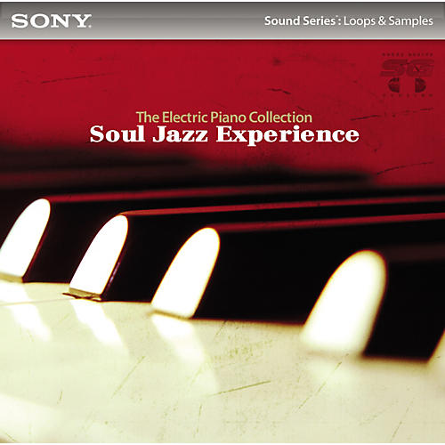 Sony ACID Loops - Soul Jazz Experience