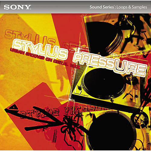 Sony ACID Loops - Stylus Pressure: Urban Grooves on Digital Wax-thumbnail