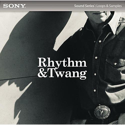 Sony ACID Loops - Troy Klontz: Rhythm and Twang