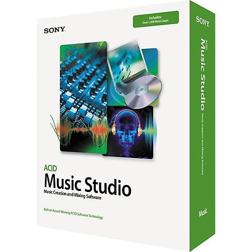 Sony ACID Music Studio 5-thumbnail