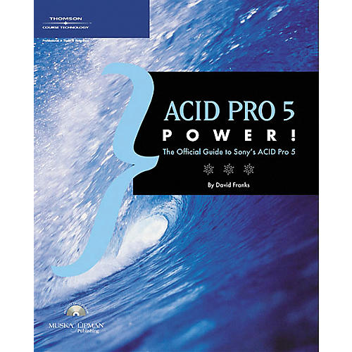 Course Technology PTR ACID Pro 5 Power! Book