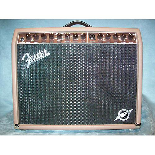 Fender ACOUSTASONIC 100 BEIGE Acoustic Guitar Combo Amp