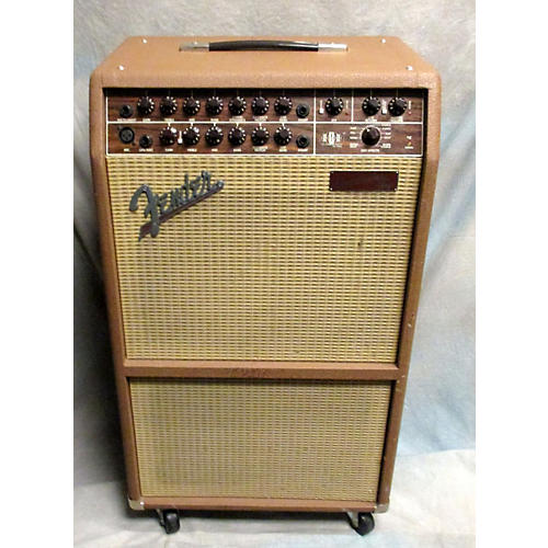 used fender acoustasonic pr370 acoustic guitar combo amp guitar center. Black Bedroom Furniture Sets. Home Design Ideas