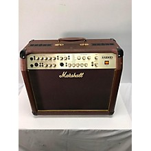 Marshall ACOUSTIC AS100D SOLOIST Acoustic Guitar Combo Amp