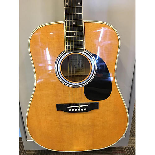 used esteban acoustic acoustic electric guitar natural guitar center. Black Bedroom Furniture Sets. Home Design Ideas