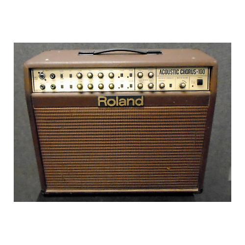 Roland ACOUSTIC CHORUS 100 Guitar Combo Amp