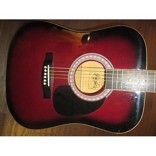 Esteban ACOUSTIC GUITAR Acoustic Guitar-thumbnail