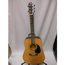 Starcaster by Fender ACOUSTIC GUITAR Acoustic Guitar