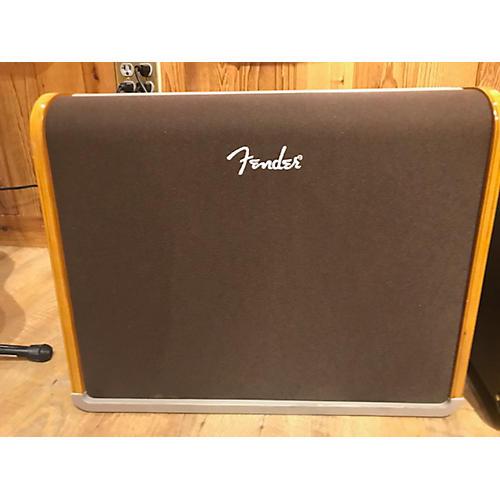used fender acoustic pro 200w acoustic guitar combo amp guitar center. Black Bedroom Furniture Sets. Home Design Ideas