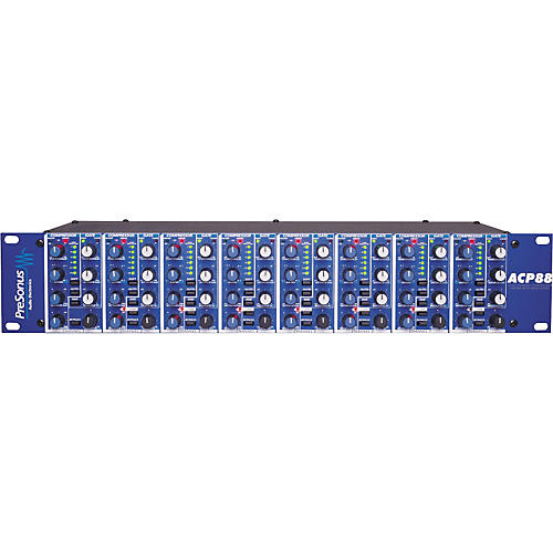 Presonus ACP-88 8-Channel Compressor/Gate-thumbnail