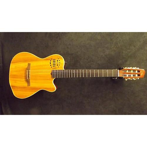 Godin ACS Koa Classical Acoustic Electric Guitar Natural