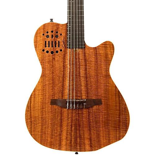 Godin Acs Sa : godin acs sa extreme koa nylon acoustic electric guitar koa guitar center ~ Hamham.info Haus und Dekorationen
