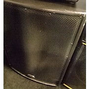 B-52 ACT18XSV2 Unpowered Subwoofer