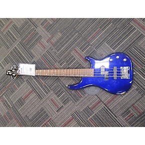 used cort action iv electric bass guitar midnight blue guitar center. Black Bedroom Furniture Sets. Home Design Ideas