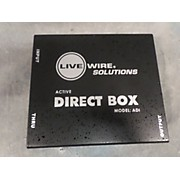 Live Wire Solutions ACTIVE DI DIRECT BOX Direct Box