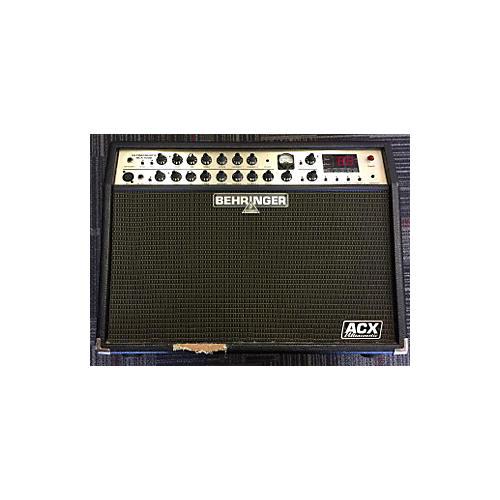 used behringer acx1000 acoustic guitar combo amp guitar center. Black Bedroom Furniture Sets. Home Design Ideas