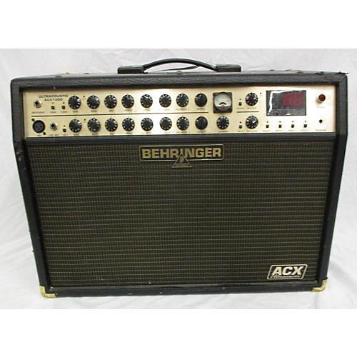 Behringer ACX1000 Acoustic Guitar Combo Amp