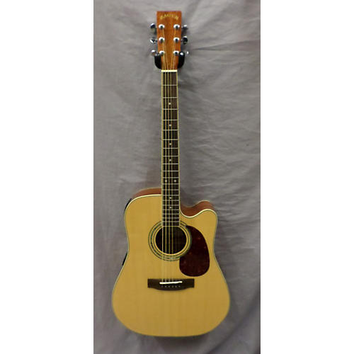Zager AD 50CE Acoustic Electric Guitar