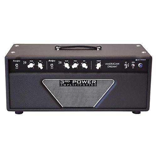 3rd Power Amps AD-AMP American Dream 38/18 Watt Guitar Head Black