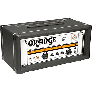 Orange Amplifiers AD Series AD200B 200 Watt Tube Bass Amp Head