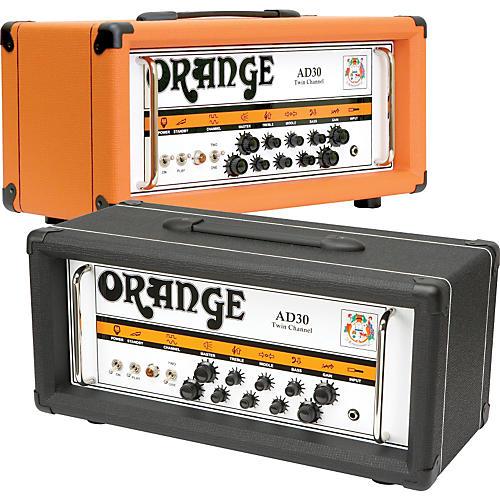 Orange Amplifiers AD Series AD30HTC 30W Tube Guitar Amp Head Orange