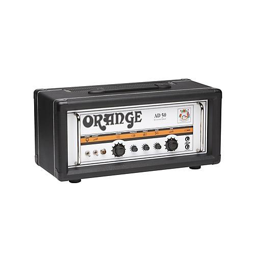 Orange Amplifiers AD Series AD50 50W Tube Guitar Amp Head Black