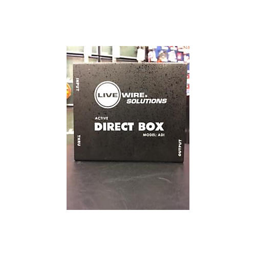 Livewire AD1 Direct Box