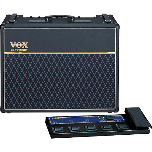 Vox AD120VT Valvetronix with Footcontroller Package-thumbnail
