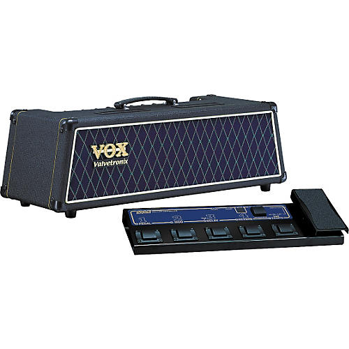Vox AD120VTH with VC4 Foot Controller Package-thumbnail