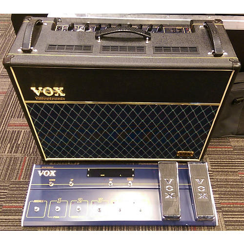 Vox AD120VTX With VC12 Foot Controller
