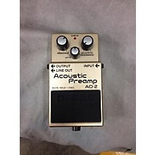 Boss AD2 Acoustic Preamp Pedal