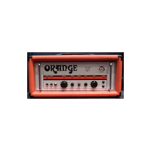 Orange Amplifiers AD200 Tube Bass Amp Head