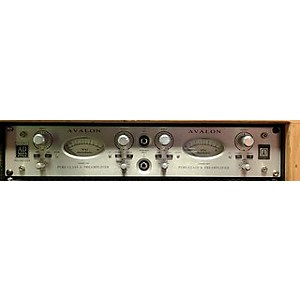 Pre-owned Avalon AD2022 Pure Class A Microphone Preamp by Avalon