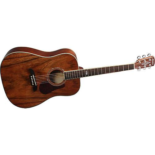 Alvarez AD222 Artist Dreadnought Acoustic Guitar