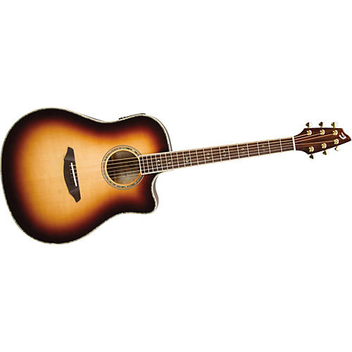 Breedlove AD25/SF Plus Acoustic-Electric Dreadnought Guitar