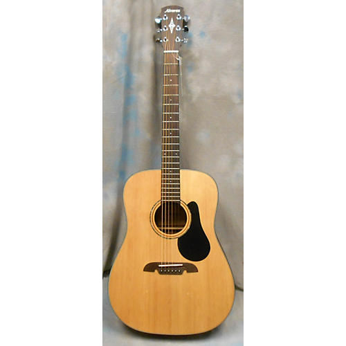 Alvarez AD30 Dreadnought Acoustic Guitar-thumbnail