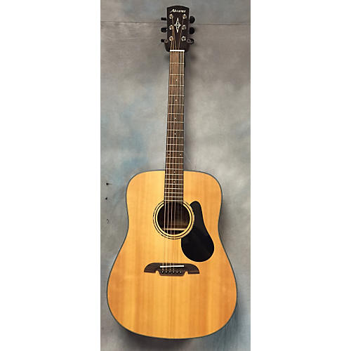 Alvarez AD30 Dreadnought Natural Acoustic Guitar