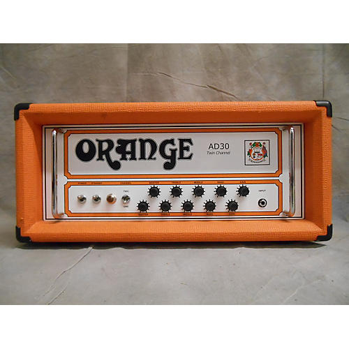 Orange Amplifiers AD30HTC 30W Tube Guitar Amp Head-thumbnail