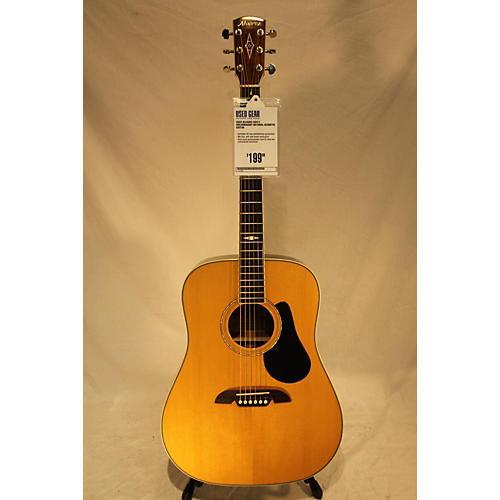 Alvarez AD411 Dreadnought Acoustic Guitar