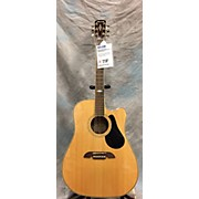 Alvarez AD411C Dreadnought Acoustic Electric Guitar